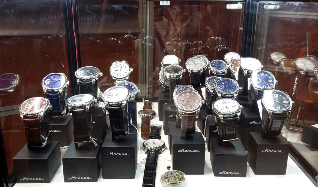 Moscow Watch Expo 2019